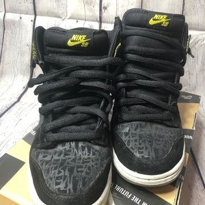 "Nike Dunk High Premium SB ""Chronicles"""